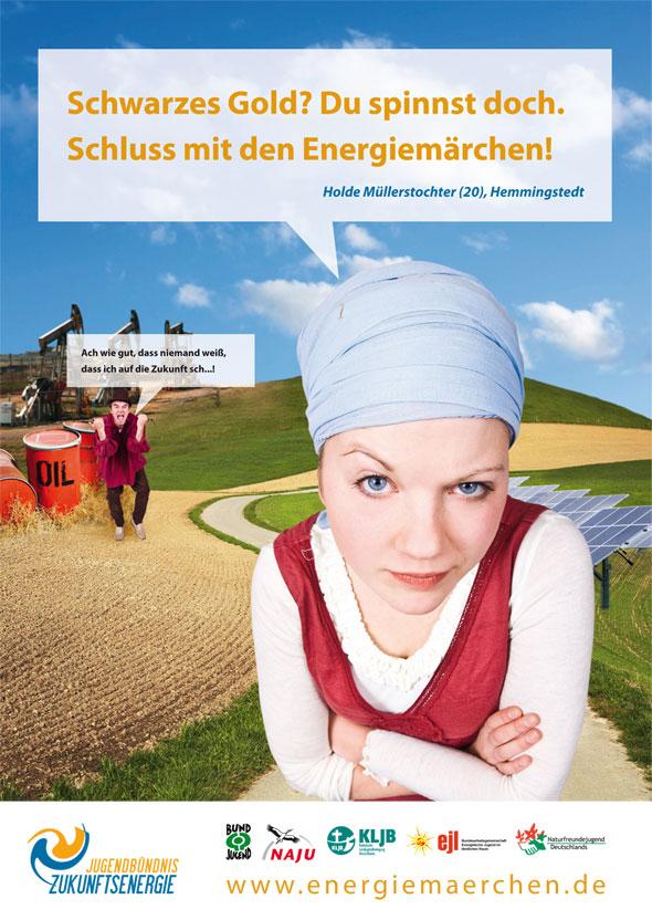 Plakat Energiemärchen